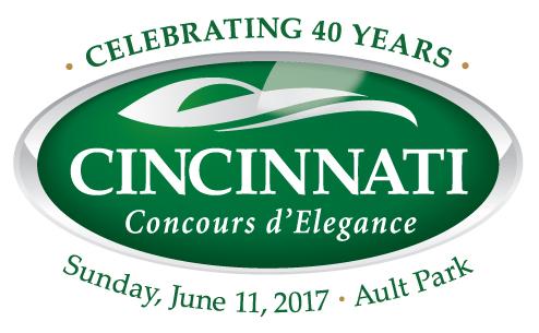 The Ault Park Concours is now the Cincinnati Concours d'Elegance