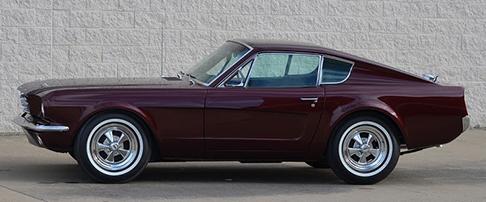 "1964 ½ ""shorty"" Mustang"